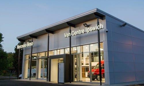 Mercedes-Benz Van Centre Ipswich