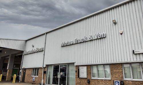 Mercedes-Benz Vans & Trucks Newmarket