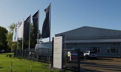 Mercedes-Benz Vans & Trucks Norwich