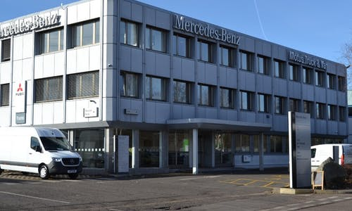 Mercedes-Benz Vans & Trucks Welham Green