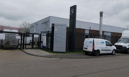Mercedes-Benz Vans & Trucks West Thurrock