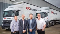 XPO Logistics plays its part for Mercedes-Benz customers with 43 new-generation Actros