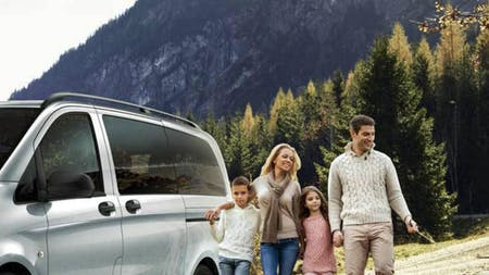 The Mercedes-Benz Vito Tourer – why this overlooked MPV might be the perfect family vehicle
