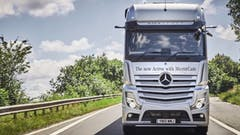 The new Mercedes-Benz Actros – International Truck of the Year 2020