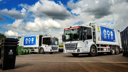 Competitive costs and crew feedback prompt Walsall Council's return for eight more Mercedes-Benz Econics